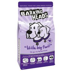 Barking Heads Little Big Foot - 2kg