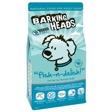 Barking Heads Fish-n-Delish Grain Free - 2kg