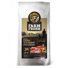 Farm Fresh Lamb and Rabbit Adult Large Breed GF 15kg