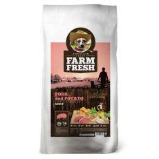 Farm Fresh Pork and Potato 15kg
