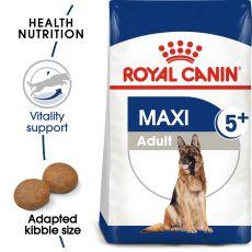 ROYAL CANIN MAXI ADULT 5+, 15 kg