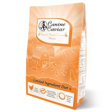 Canine Caviar Special Needs Alkaline, Huhn 2 kg