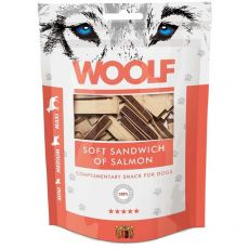 WOOLF Soft Sandwich of Salmon 100g