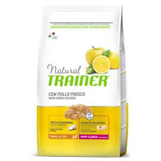 Trainer Natural Small and Toy, Puppy & Junior, Huhn 2kg