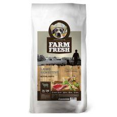 Farm Fresh Lamb Sensitive Active/Puppy 2kg