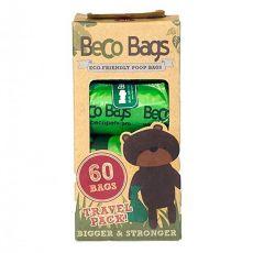 Beco Bags ökologische Kotbeutel, 60 Stck