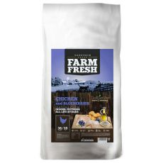 Farm Fresh Chicken and Blueberries Indoor/Outdoor Cat, 2kg