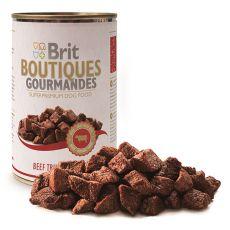 Brit Boutiques Gourmandes Beef True Meat Bits 400g