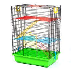 Käfig für Hamster TEDDY II color