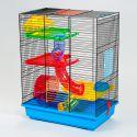Käfig für Hamster GINO TEDDY LUX II mit Tunnel