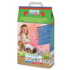 Pflanzenfaserstreu - Cats Best Universal Strawberry 10 L