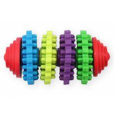TPR Dentalspielzeug für Hunde mit Noppen, 8cm