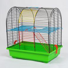 Käfig für Hamster - GRIM II color