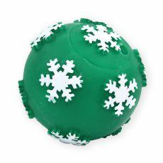 Hundespielzeug - Ball aus Vinyl, 7,5cm