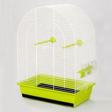 Käfig für Papagei LUSI II - 45 x 28 x 63 cm
