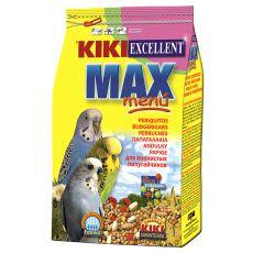 KIKI MAX MENU Budgerigar - Futter für Wellensittiche 500g