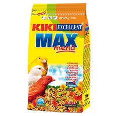 KIKI MAX MENU - Futter für Kanarienvögel 1kg