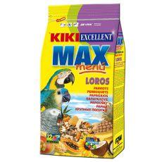 KIKI MAX MENU - Futter für große Papageien 2kg