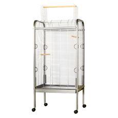 Käfig für Papagei OMEGA II. - 4 mm