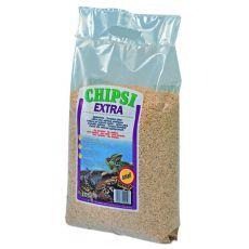 CHIPSI EXTRA SMALL - feine Einstreu aus Buchenholz 15kg