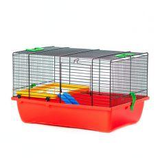 Käfig für Hamster GINO TEDDY LUX color