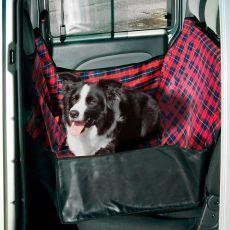 Autositzabdeckung für Hunde - 140 x 60 x 50 cm