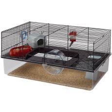 FAVOLA Käfig für Nagetiere – 60 x 36,5 x 30 cm