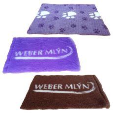 Decke Paws Drybed 75x50cm