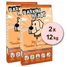 Barking Heads Big Foot Tender Loving Care 2 x 12 kg