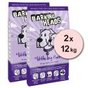 Barking Heads Little Big Foot 2 x 12 kg