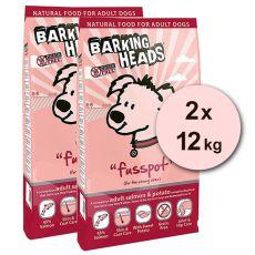 Barking Heads Fusspot 2 x 12 kg