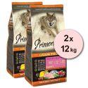 Primordial GF PUPPY - Huhn und Meeresfisch 2 x 12 kg