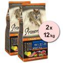 Primordial GF ADULT - Lamm und Thunfisch 2 x 12 kg