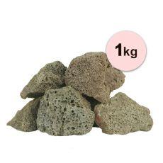 Vulkansteine für Aquarium Black Volcano Stone S - 1kg