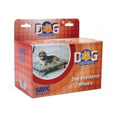 Rollen für den Hundekäfig Dog Residence