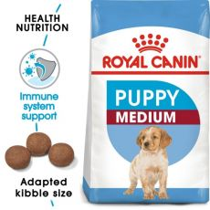 ROYAL CANIN MEDIUM PUPPY 15 kg