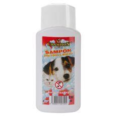 CHAMPION Antiparasiten Shampoo für Hunde und Katzen 200 ml