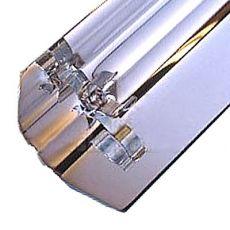 Reflektor für Leuchtstoffröhre T5 - 24W / 549mm