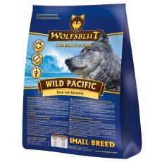 WOLFSBLUT Wild Pacific SMALL BREED 15 kg