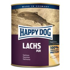 Happy Dog Pur - Lachs 800g / Lachs