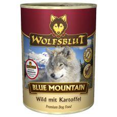 Nassfutter WOLFSBLUT Blue Mountain, 395 g