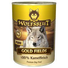 Feuchtnahrung WOLFSBLUT Gold Fields PURE, 395 g