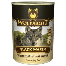 Nassfutter WOLFSBLUT Black Marsh, 395 g