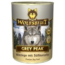 Feuchtnahrung WOLFSBLUT Grey Peak PURE, 395 g