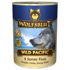 Feuchtnahrung WOLFSBLUT Wild Pacific, 395 g