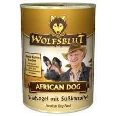 Nassfutter WOLFSBLUT African Dog, 395 g