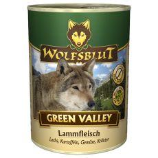 Feuchtnahrung WOLFSBLUT Green Valley, 395 g