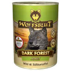 Nassfutter WOLFSBLUT Dark Forest, 395 g