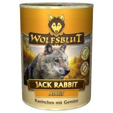 Nassfutter WOLFSBLUT Jack Rabbit, 395 g
