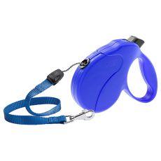 Führleine Amigo Easy Medium bis 25 kg - 5 m Seil, blau